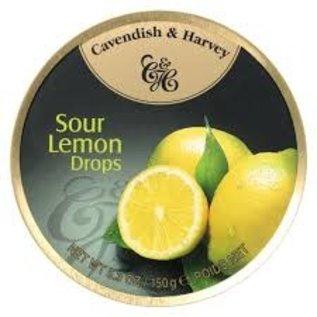 Rocket Fizz Lancaster's Cavendish & Harvey Lemon Fruit Tin