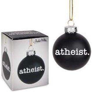 Rocket Fizz Lancaster's atheist Ornament