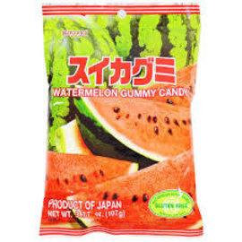 Rocket Fizz Lancaster's Watermelon Gummy Candy