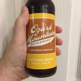 Soda at Rocket Fizz Lancaster Ozark Mountain Butter Beer