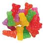 Rocket Fizz Lancaster's Assorted Flavor Gummy Fair Bear Clam Shell