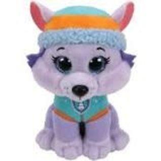 Ty Inc. Beanie Baby Everest Husky Dog