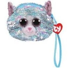 Ty Inc. Beanie Baby Gilda Sequin Wristlet