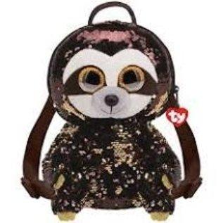 Ty Inc. Beanie Baby Slush Sequin Backpack