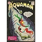 """Novelty  Metal Tin Sign 12.5""""Wx16""""H Comic Print - Aquaman October 1963 Novelty Tin Sign"""