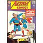 """Novelty  Metal Tin Sign 12.5""""Wx16""""H Comic Print - Action Comics #346 February 1967 Novelty Tin Sign"""