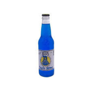 Soda at Rocket Fizz Lancaster Always ask for very Blue Raspberry