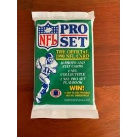 Collectible Cards 1990 Score NFL Football Cards Series 2 Unopened Packs