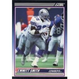 Collectible Cards 1990 Score NFL Football Series 2 Pack Art Collection