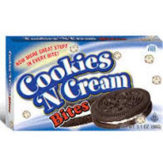 Rocket Fizz Lancaster's Cookies 'N Cream Bites Theater Box