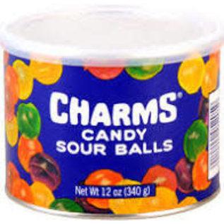 Rocket Fizz Lancaster's Charms Assorted Sour Balls Can