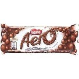 Rocket Fizz Lancaster's Nestle Aero Milk Chocolate Bar