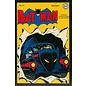"""Novelty  Metal Tin Sign 12.5""""Wx16""""H Comic Print - Batman #20 December 1943 Novelty Tin Sign"""