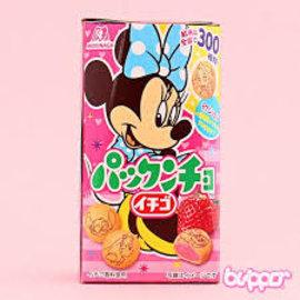 Rocket Fizz Lancaster's Disney Strawberry Milk Cookies