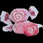 www.RocketFizzLancasterCA.com Cinnamon Swirl Salt Water Taffy ( 7 Taffies for $1.00)