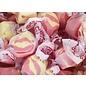 www.RocketFizzLancasterCA.com Strawberry Banana Salt Water Taffy ( 7 Taffies for $1.00)