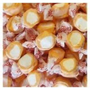 www.RocketFizzLancasterCA.com Tangerine Salt Water Taffy ( 7 Taffies for $1.00)