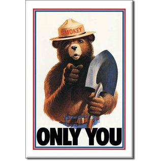 Rocket Fizz Lancaster's Smokey Bear-Only You