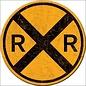Rocket Fizz Lancaster's Magnet: Railroad Crossing