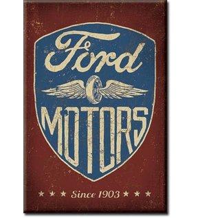 Rocket Fizz Lancaster's Magnet: Ford Motors Since 1903