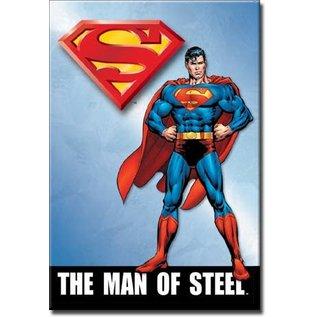 Rocket Fizz Lancaster's Magnet: Superman Man of Steel