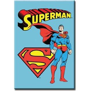 Rocket Fizz Lancaster's Magnet: Superman Retro