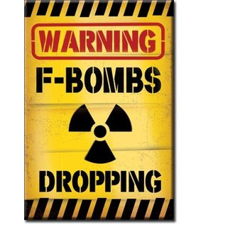 Rocket Fizz Lancaster's Magnet: F-Bombs Dropping