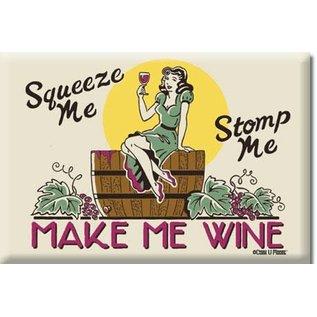 Rocket Fizz Lancaster's Magnet: Make me Wine
