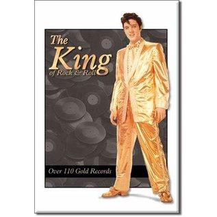 Rocket Fizz Lancaster's Elvis-Gold Lame' Suit