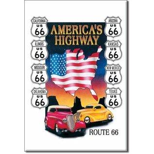 Rocket Fizz Lancaster's Route 66 - America HWY