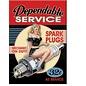 Rocket Fizz Lancaster's Magnet: Dependable Service