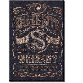 Rocket Fizz Lancaster's Magnet: Snake Bite Whiskey