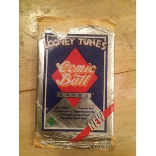 1990 Looney Tunes Comic Ball Cards