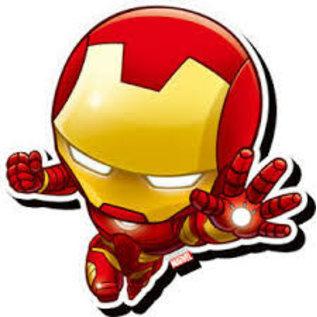 Rocket Fizz Lancaster's Avengers Iron Man Chibi Funky Chunky Magnet