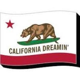 Rocket Fizz Lancaster's California Dreamin' Magnet