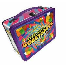 Rocket Fizz Lancaster's Willy Wonka Gobstopper Gen 2 Large Lunchbox
