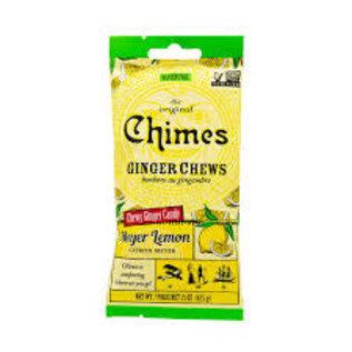 Rocket Fizz Lancaster's Chimes Ginger Chews Peg Bag Meyer Lemon