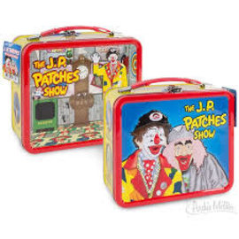JP Patches lunchbox