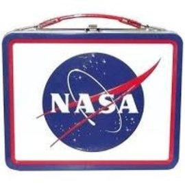 Rocket Fizz Lancaster's NASA Logo Gen 2 Large Lunchbox