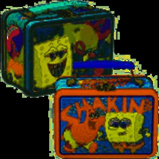 Rocket Fizz Lancaster's Tote Box Spongebob Lunch Tote