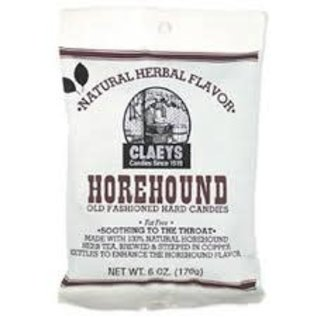 Rocket Fizz Lancaster's Claeys Candy Natural Horehound Bag
