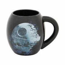 Rocket Fizz Lancaster's Star Wars Death Star 18 oz. Ceramic Oval Mug