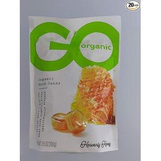 Rocket Fizz Lancaster's Go Organic Hard Candy - Honey