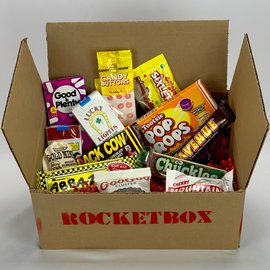 Rocket Fizz Lancaster's RocketBox: Retro