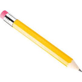 Toysmith Giant Pencil 15 inch long