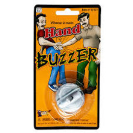 Rocket Fizz Lancaster's Hand Buzzer