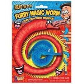 Rocket Fizz Lancaster's Magic Furry Worm