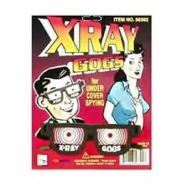 Rocket Fizz Lancaster's Xray Gogs Glasses