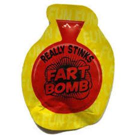 Rocket Fizz Lancaster's Fart Bomb