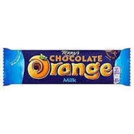 Nestle USA (Sunmark) Terrys Milk Chocolate Orange 35g